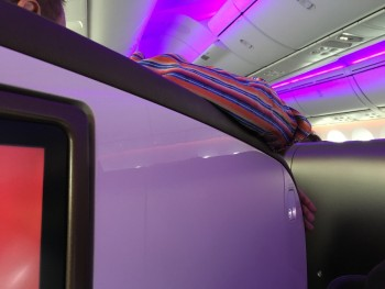 Review Virgin Atlantic Upper Class Boeing 787