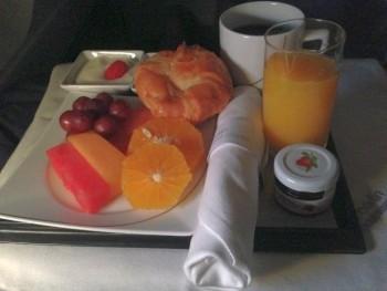 airberlin new york berlin breakfast