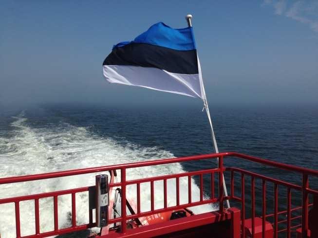 ferry helsinki tallinn upper deck