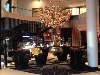 hilton tallinn park review ground floor bar