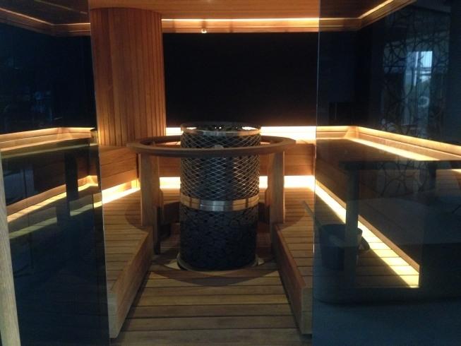 hilton tallinn park review spa sauna