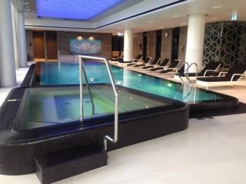 hilton tallinn park spa review swimming pool jacuzzi