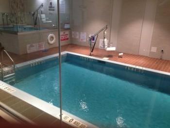 holiday inn brooklyn downtown swimming pool