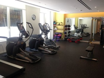 innside melia new york gym