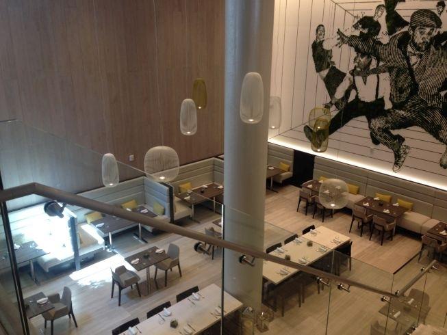 innside melia new york restaurant