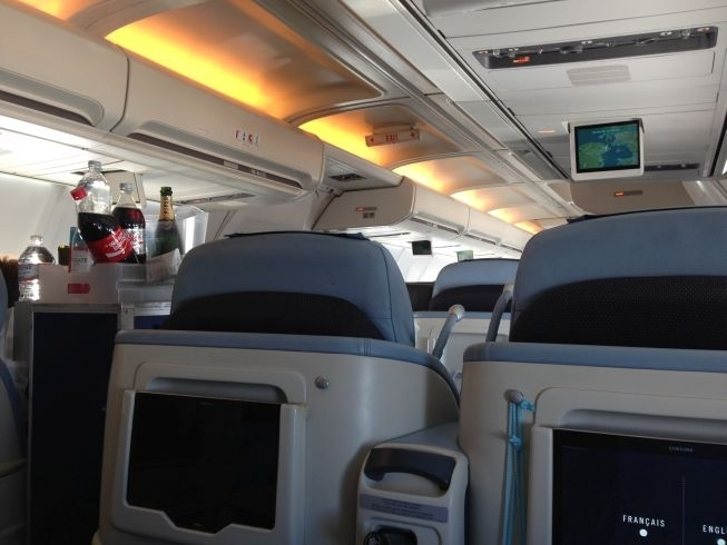 la compagnie flight drinks