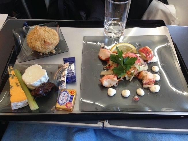 la compagnie flight food starter