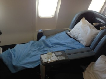 la compagnie flight plane seat sleep position