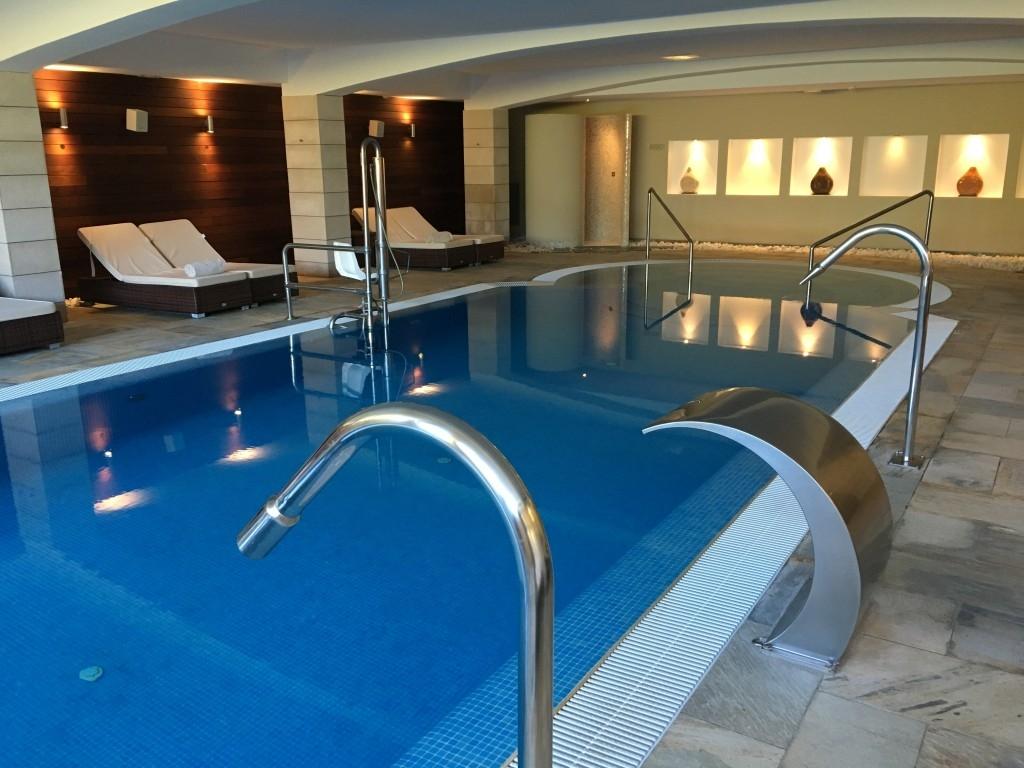 Hilton Sa Torre Mallorca review spa pool