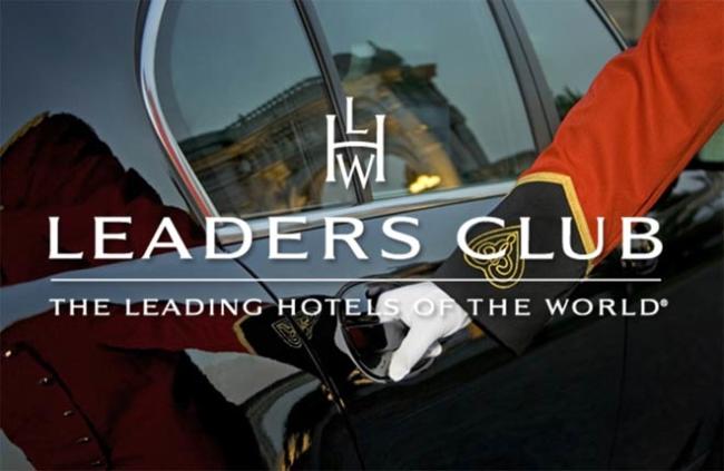 free membership leading hotels world leaders club