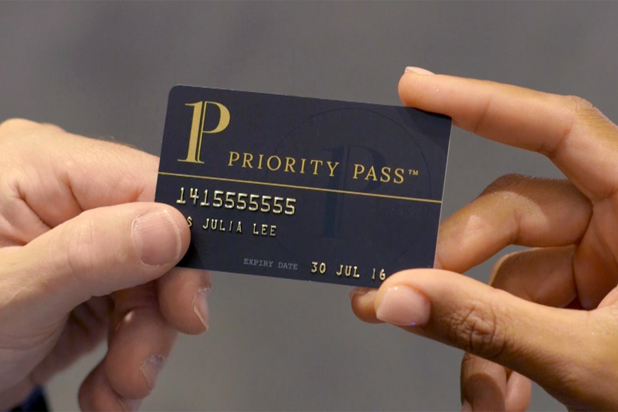 Priority Pass will use this information to fulfill on the Priority Pass program and may use this information for communications related to the program. Both the Basic and Supplementary Cardmember must enrol into Priority Pass.
