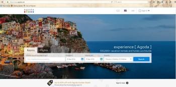 agoda points max website start page