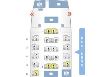 airbus 330 airberlin new york berlin seating