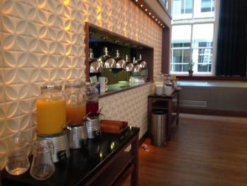 aloft liverpool hotel review breakfast juice kitchen