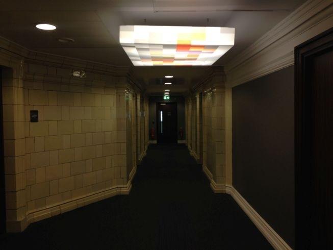 aloft liverpool hotel review hallway train station style