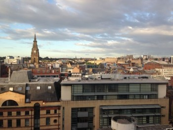 aloft liverpool hotel review room view