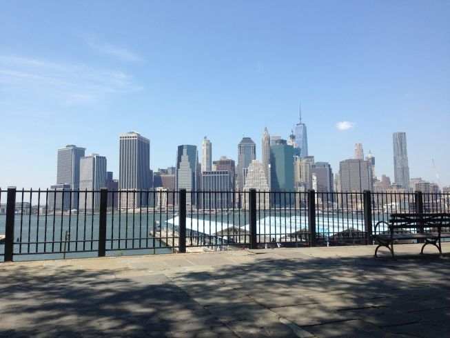 review of the new Holiday Inn Brooklyn Downtown hotel