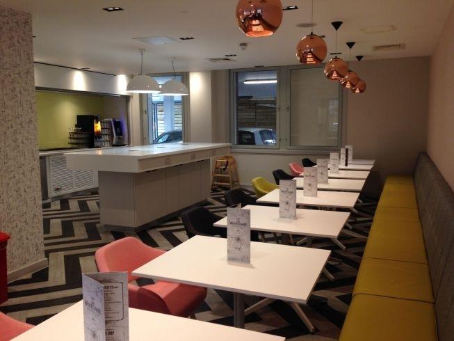 ibis styles heathrow airport review restaurant
