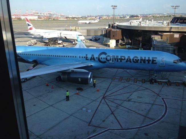la compagnie plane