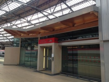 virgin train lounge liverpool street lime street station location exterior