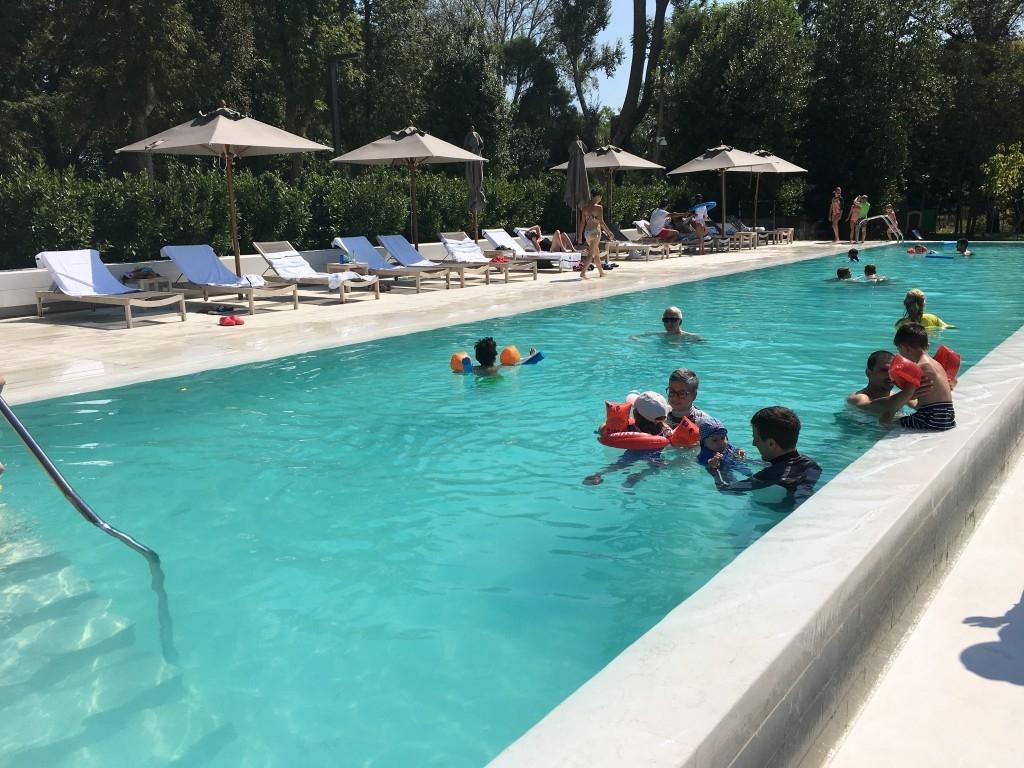 JW Marriott resort hotel Venice pool