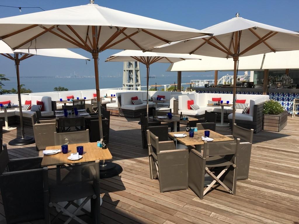 JW Marriott resort hotel Venice restaurant