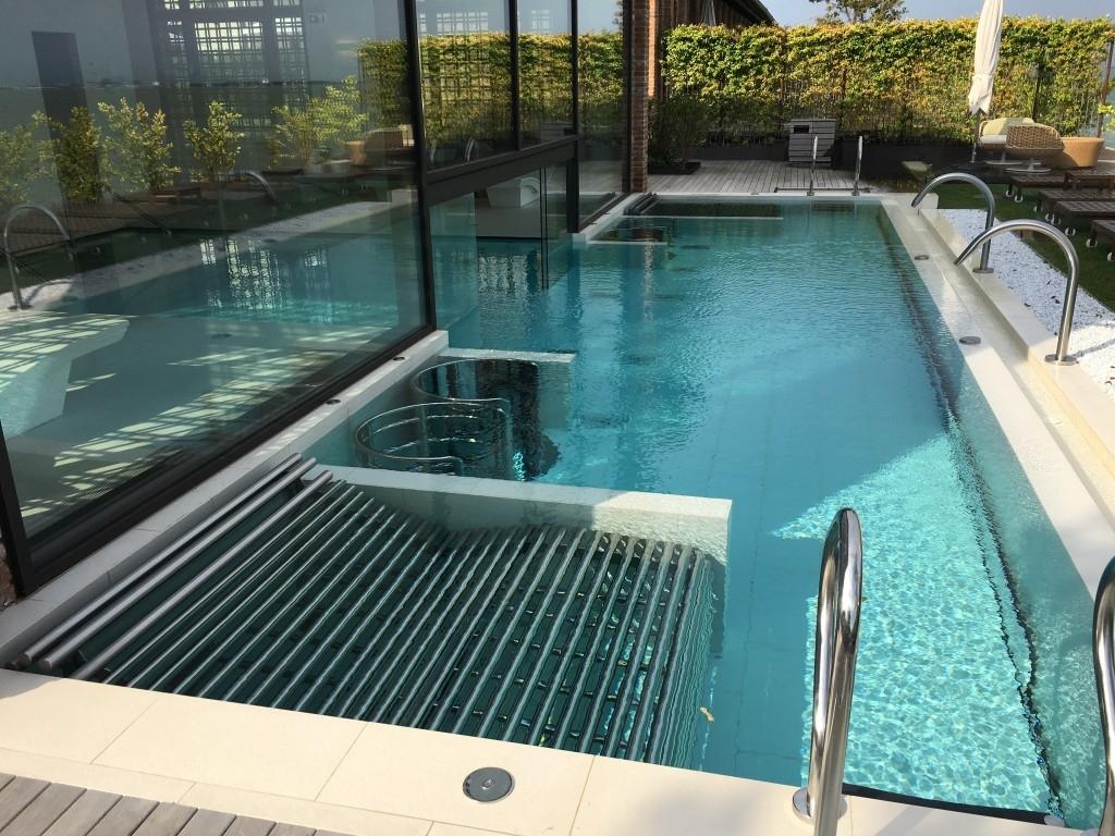 JW Marriott resort hotel Venice spa