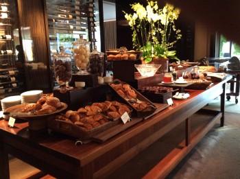 InterContinental Geneva review restaurant