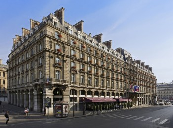 Hilton Paris Opera hotel review