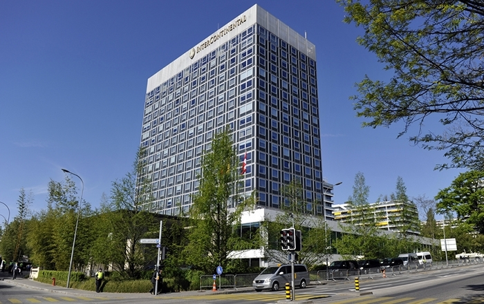 InterContinental Geneva review exterior