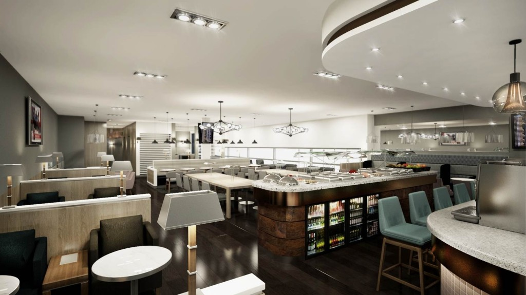 New Club Aspire Lounge For Heathrow Terminal 3