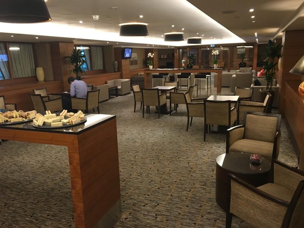 Club Millesime Sofitel Heathrow