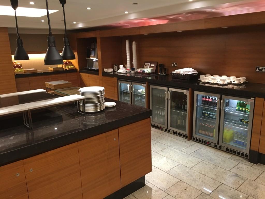 Club Millesime priority pass lounge Sofitel Heathrow