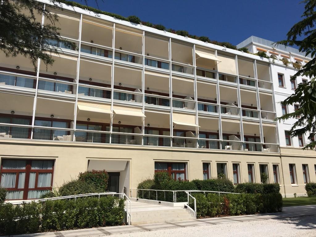 JW Marriott resort hotel Venice exterior