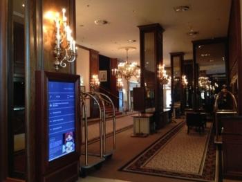Intercontinental Vienna Wien Room Reception Hall