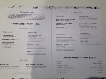 no-1-lounge-gatwick-south-food-menu