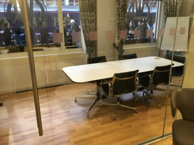 review Great Western First Class lounge, Paddington Station