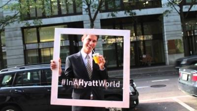 Get £100 Hyatt cashback with American Express