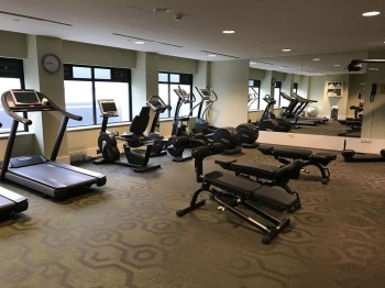 element-by-westin-amsterdam-review-gym