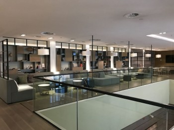 Element By Westin Hotel Amsterdam Review amsterdam-lounge