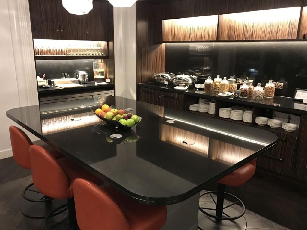 sheraton-grand-park-lane-review club-lounge-snacks