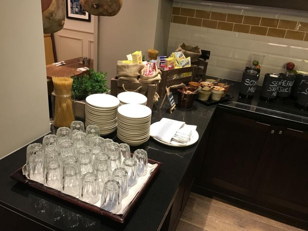 sheraton-grand-park-lane-review mercante-restaurant-breakfast-cereals