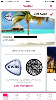 bink-app-avios-pizza-express