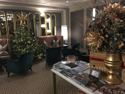 Review Gainsborough Bath Spa hotel