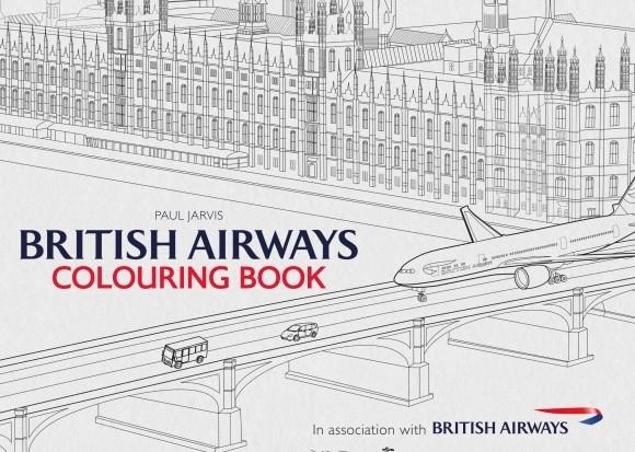 britishairways-colouring-book