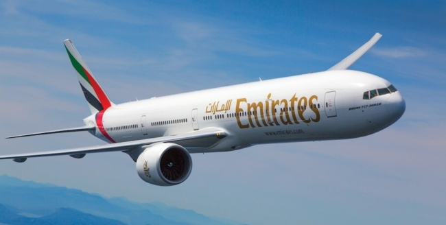 Emirates to close most routes on Wednesday