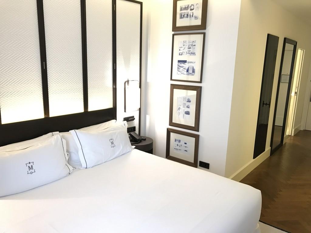 Gran Hotel Montesol Curio Hilton Ibiza classic interior view room