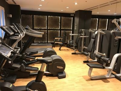 Gran Melia Palacio De Los Duques Madrid Gym