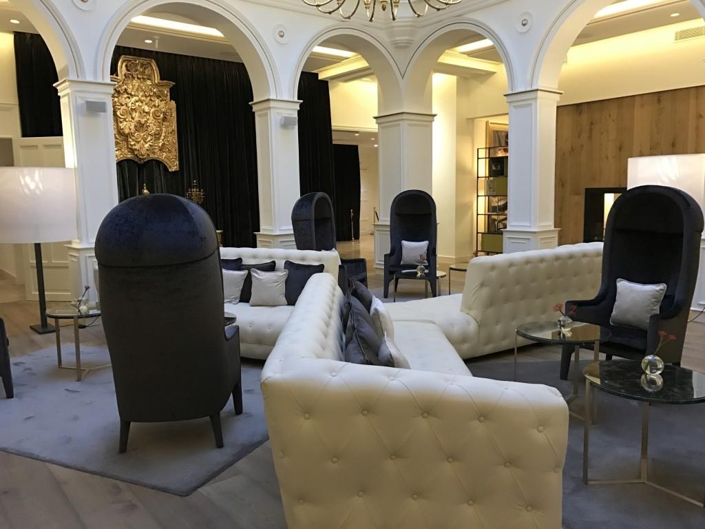 Gran Melia Palacio De Los Duques Madrid Tea Room