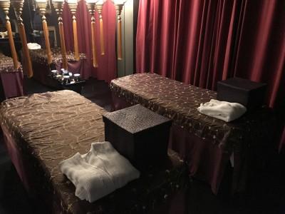 Gran Melia Palacio De Los Duques Madrid Thai room spa
